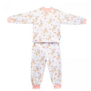 ESITO Dětské BIO pyžamo KOALA vel. 116 - bílá