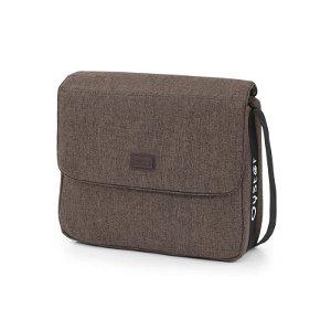 BABYSTYLE Oyster 3 taška s přebalovací podložkou - Truffle