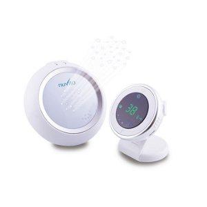 NUVITA Audio baby monitor Starry s projektorem