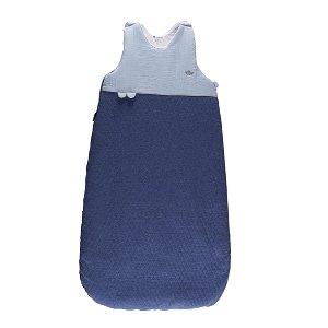 CANDIDE Spací pytel warm 80-100 cm modrý