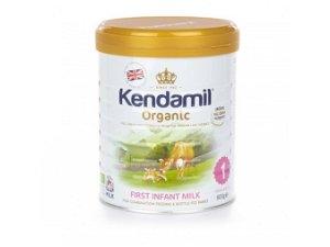KENDAMIL 100% BIO/Organické plnotučné kojenecké mléko 1 800g DHA+