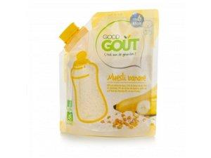 KENDAMIL Good Gout BIO instantní kaše v prášku-Banánová 200g