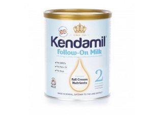 KENDAMIL pokračovací mléko 2-400g