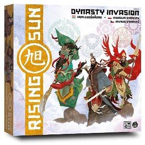 ADC Blackfire Rising Sun: Invaze dynastií