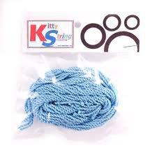 YoYo Kitty String provázky - 10 ks - Modré