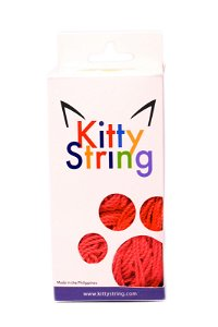 YoYo Kitty String provázky - 1 ks - Růžový