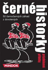 Mindok Černé historky prázdninové příběhy