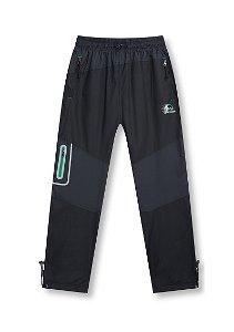 Dětské zateplené kalhoty Kugo (D951), vel. 146, černá
