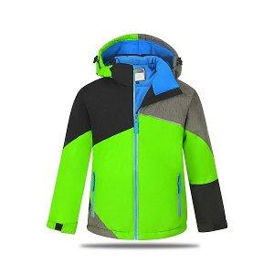 Dětská zimní bunda Kugo (PB7351), vel. 98, Zelená