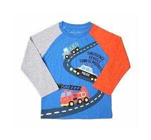 Chlapecké triko Wolf (S2131B), vel. 98, barevná