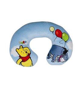 Cestovní polštářek Disney Winnie the Pooh, Modrá