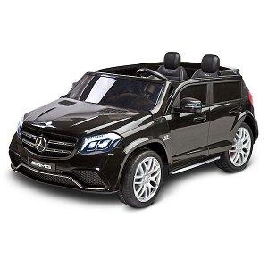 Elektrické autíčko Toyz MERCEDES GLS63 - 2 motory black, černá