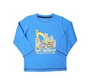 Chlapecké triko Wolf (S2131C), vel. 98, Modrá