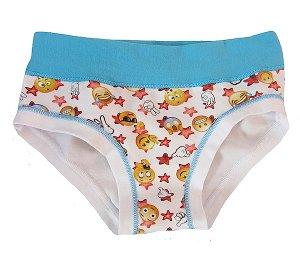 Dívčí kalhotky Risveglia (Ri802), vel. 104, Modrá
