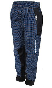 Dětské outdoorové kalhoty Wolf (T2155), vel. 98, Modrá