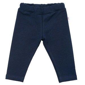 Kojenecké bavlněné legíny New Baby Leggings tmavě zelené, vel. 86 (12-18m), Modrá