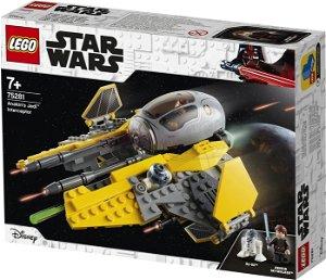 LEGO® Star Wars™ 75281 Anakinova jediská stíhačka