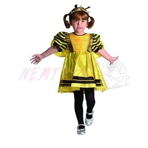 Kostým  včelka s čelenkou