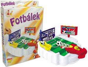 HM STUDIO Fotbálek - cestovní hra