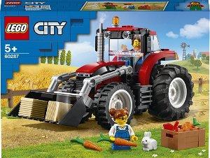 LEGO Lego City 60287Traktor