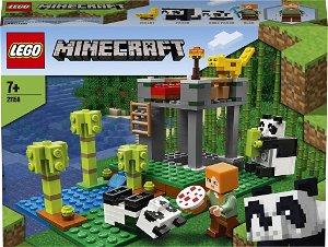 LEGO Lego Minecraft 21158 Pandí školka