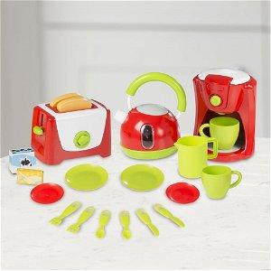 Halsall Smart snídaňová sada - konvice, toaster, kávovar a doplňky