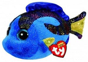 Alltoys Beanie Boos plyšová rybička modrá 15 cm