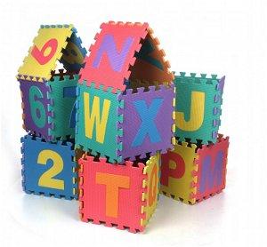 Tomido Pěnové puzzle 30x30cm 36ks 2709