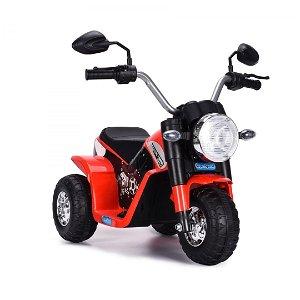 Elektrická motorka MiniBike červená JC916