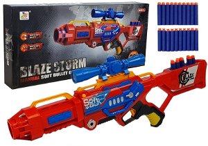 Pistole Blaze Storm s 20ti náboji 4812
