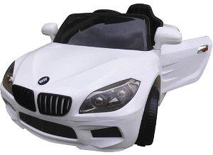 Tomido Elektrické autíčko M-Sport bílé Cabrio B14