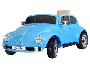 Elektrické autíčko Volkswagen Brouk Beetle modré PA0228