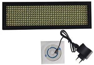Tomido mini LED tabule 9,5x3 cm