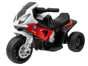 Beneo elektrická motorka BMW S 1000 RR - červená