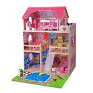 Aga4Kids Domeček pro panenky Sally