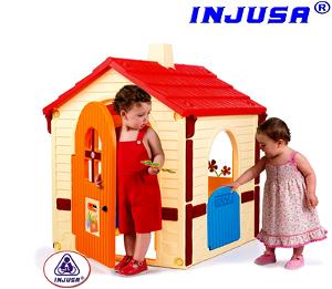 Injusa domeček Country House Basic