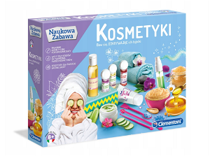 Clementoni Kosmetická laboratoř
