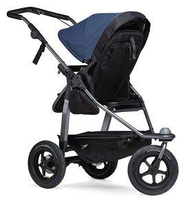 Mono combi pushchair - air wheel antiseptic