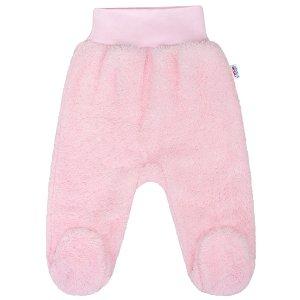 Zimní polodupačky New Baby Nice Bear růžové Růžová 56 (0-3m)