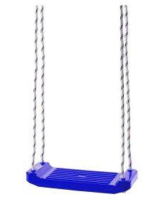 Dětská houpačka tmavě modrá Modrá