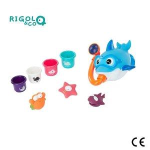 Sada hraček do vody Rigolo & CO