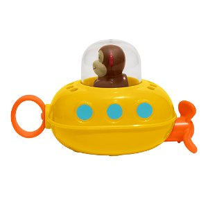 SKIP HOP Zoo hračka do vody Ponorka Opička 12 m+