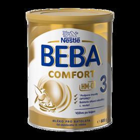 BEBA COMFORT 3, Mléko batolecí 800 g