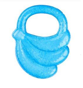 BABYONO Kousátko chladící banán - modrá