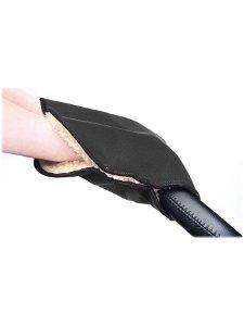 Rukávník na kočárek Sensillo 40x45 black Černá