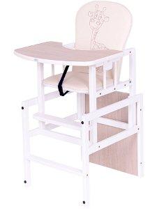 Borovicová židlička Drewex Antonín Žirafka přírodní Přírodní