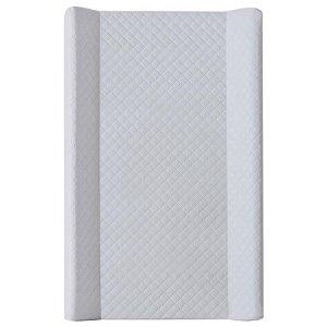 CEBA Přebalovací podložka tvrdá MDF 80 x 50 cm Caro – šedá
