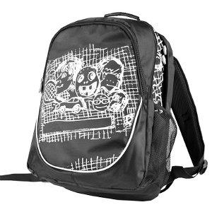 Easy školní sportovní batoh Heads 40 x 35 x 15 cm