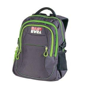 Easy školní batoh Šedé kostky, 44 x 31 x 20 cm