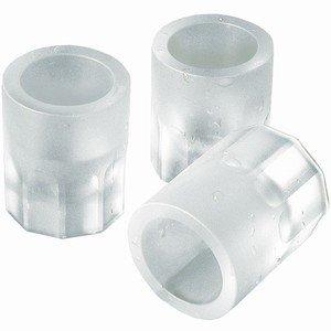 Ledové panáky 4ks, Silikonová forma